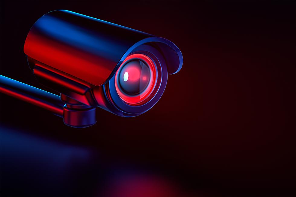 High-tech Security Camera